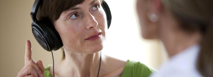 Πλήρης Έλεγχος Ακοής